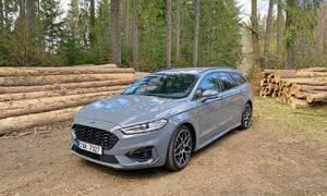 Recenze & testy: Ford Mondeo 2.0 EcoBlue AWD ST-line: Dynamika a nafta nemohou být v opozici natrvalo