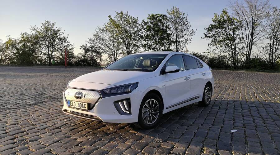 Recenze & testy: Hyundai Ioniq Electric: Efektivitou k lepším zítřkům