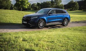Recenze & testy: Mercedes-Benz EQC: První rána kapitána nabitá
