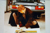 Švédská podivnost: Volvo, kterým jezdil David Bowie, se nedávno prodalo za 4,5 milionu