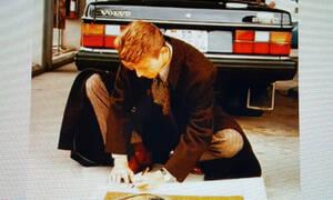 Slavní za volantem: Švédská podivnost: Volvo, kterým jezdil David Bowie, se nedávno prodalo za 4,5 milionu