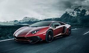 Novinky: Dvanáctiválcová zadokolka od Lamborghini nebude. Byla by příliš nebezpečná