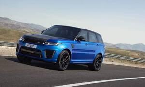 Novinky: Range Rover zvažuje extrémní verzi Sport SVR bez zadních sedadel