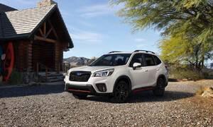 Novinky: Subaru ukázalo nového Forestera, zatím pouze v americké specifikaci