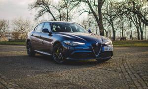 Recenze & testy: Alfa Romeo Giulia Veloce: Osobnost na prvním místě