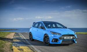 Novinky: Příští Ford Focus RS se postaví proti rychlým kompaktům Audi a Mercedesu