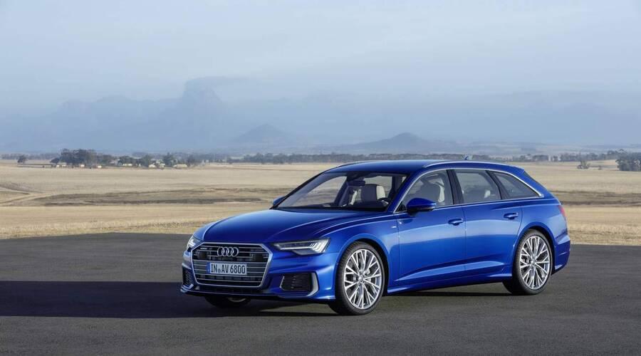 Novinky: Audi zkrášluje svět kombíků s novou a velmi elegantní A6 Avant