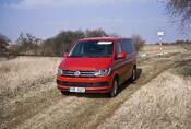 Volkswagen Multivan: Auto, byt a kancelář v jednom