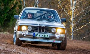 Příběhy: Prague Rally Revival 2018: Čistá motoristická radost