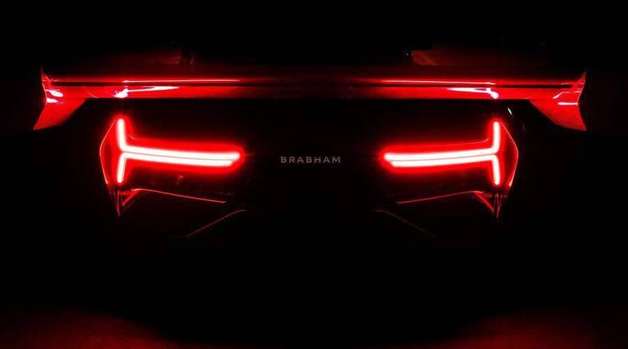 Novinky: Brabham Automotive představí již za pár dní supersport BT62