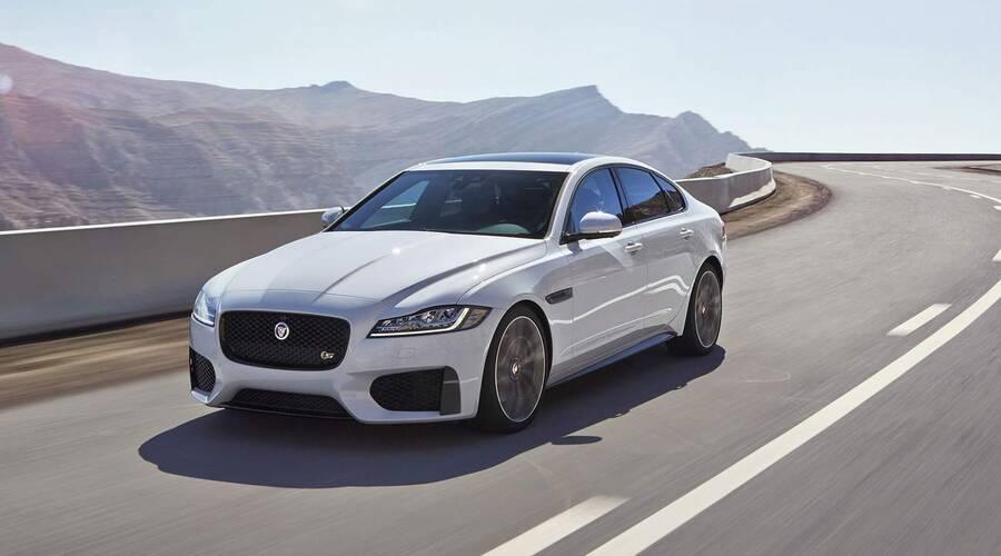 Novinky: Z katalogu Jaguaru mizí benzínová V6 přeplňovaná kompresorem
