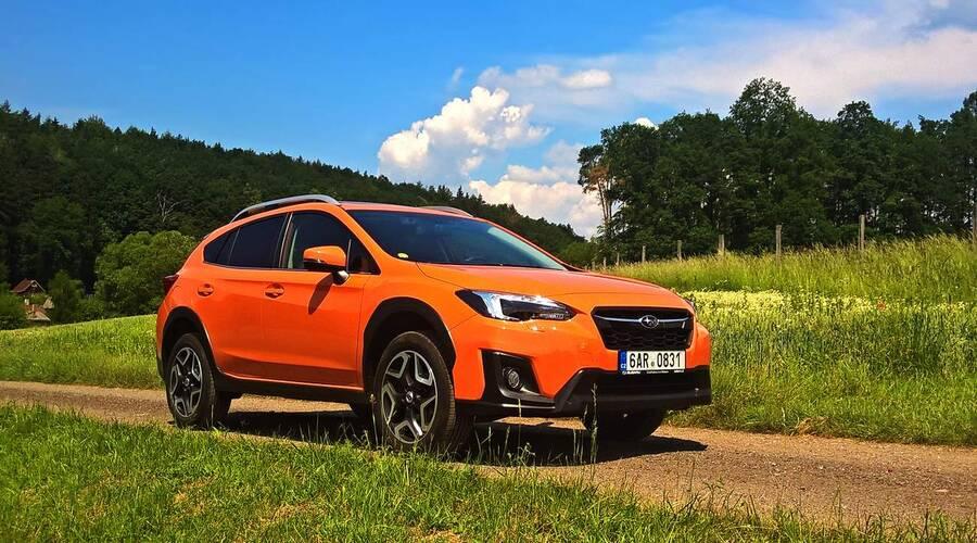 Recenze & testy: Subaru XV: Setkání světů