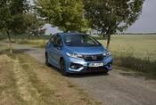 Honda Jazz 1.5 i-VTEC: Městský rodinný hothatch!