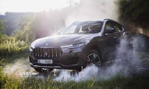 Recenze & testy: Maserati Levante 2018 Diesel: La Dolce vita