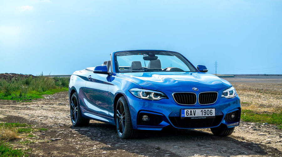 Recenze & testy: BMW 230i convertible - letní vycházková obuv