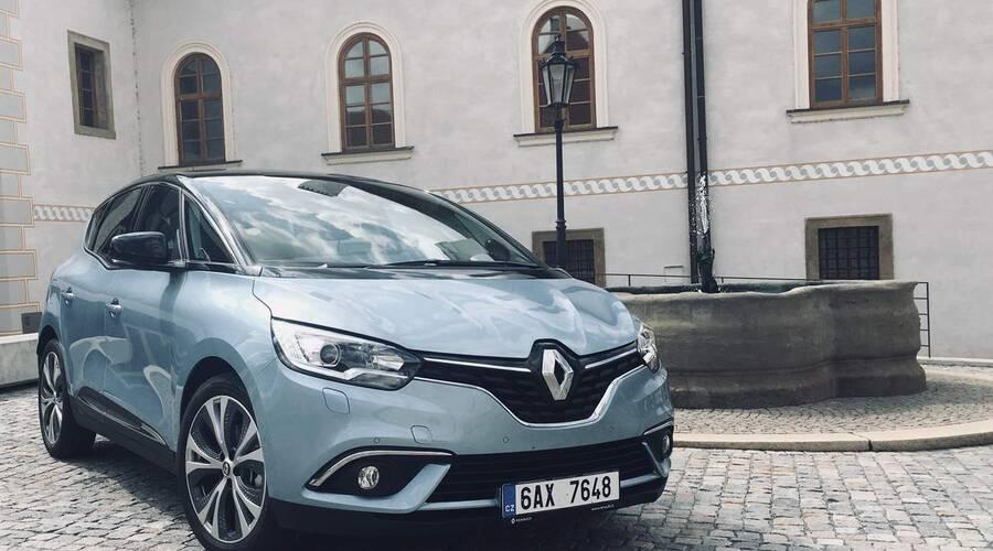 Recenze & testy: Renault Scénic TCe 140: Jak se staví automobil
