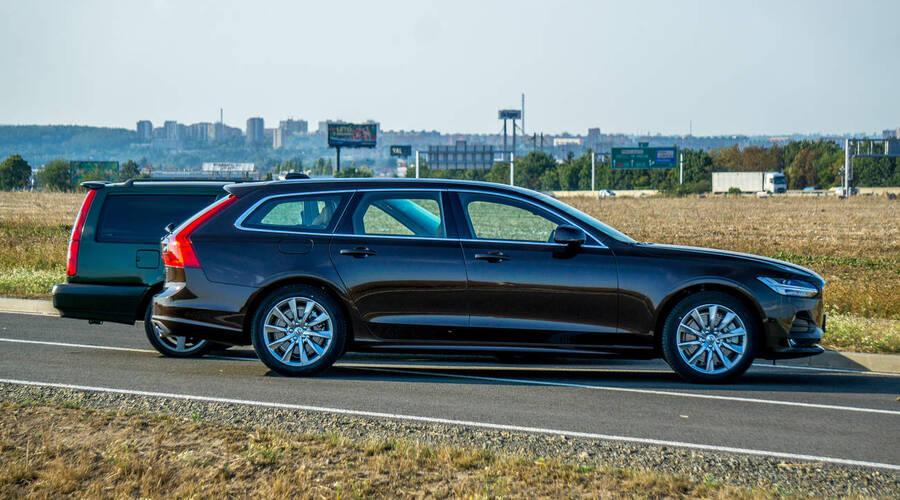 Recenze & testy: Volvo V90 T4: Pohodlně se usaďte...