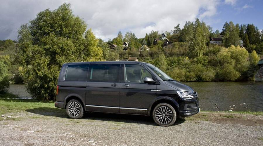 Recenze & testy: Volkswagen Multivan HighLine 2.0 TDI DSG: Kdy se můžu nastěhovat?