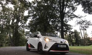 Recenze & testy: Toyota Yaris GRMN: Rodí se takhle legenda?