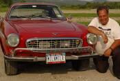 Zemřel Irv Gordon, řidič nejojetějšího auta na světě