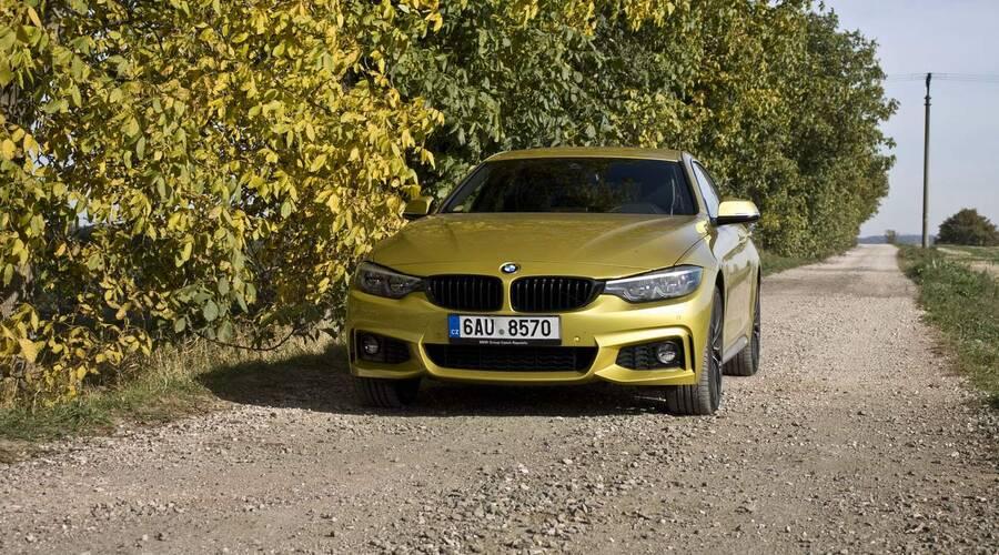 Recenze & testy: BMW 440i Gran Coupé: Ochočená M4 pro ty, kteří už dospěli