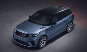 Novinky: Překvapení od Land Roveru: Velar SVAutobiography Dynamic Edition