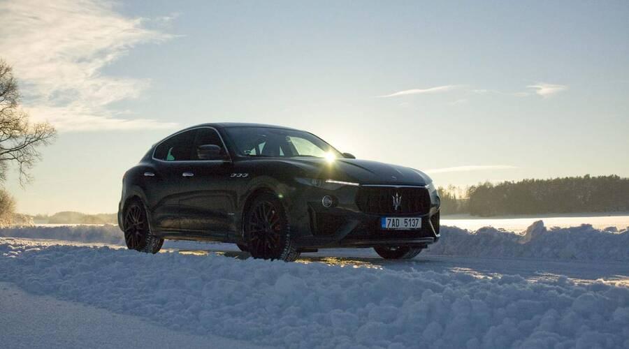 Recenze & testy: Maserati Levante GranSport S Q4: Trochu jiné GT ve světě bez čísel