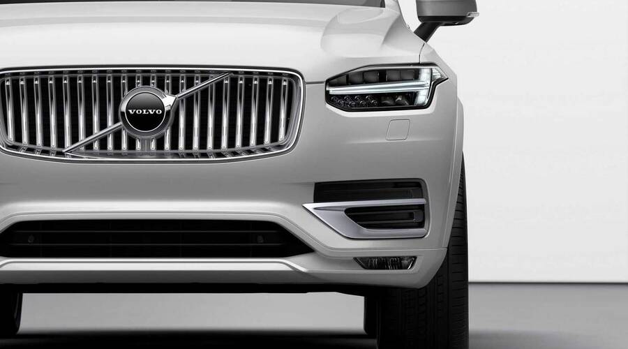 Novinky: Volvo představuje faceliftovanou XC90