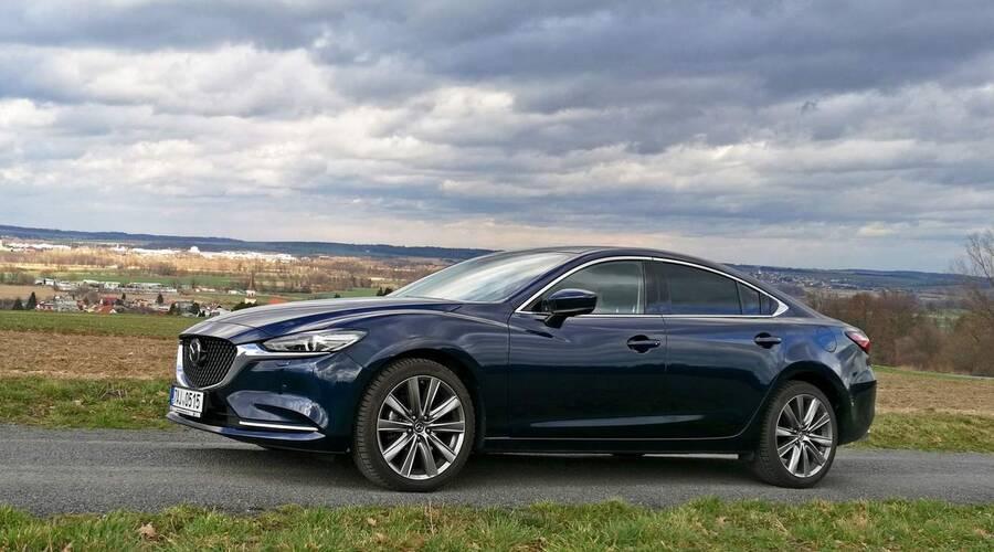Autíčkářova garáž, Recenze & testy: Autíčkářova garáž: Mazda6 2.5 G194 Revolution se představuje