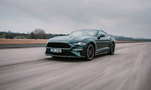 Recenze & testy: Ford Mustang Bullitt: Kupé na radost.
