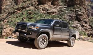Recenze & testy: Toyota Tacoma V6 TRD Offroad: Takhle se dělá truck!