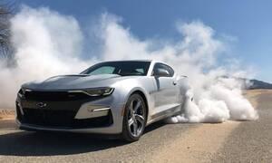 Recenze & testy: Chevrolet Camaro SS V8: Mullett už se dávno nenosí!