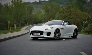 Recenze & testy: Jaguar F-Type Cabriolet R-Design: Sporťák do každého počasí a kabrio pro každý den