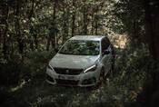 Peugeot 308GTi: Rozverné vlání za přední nápravou