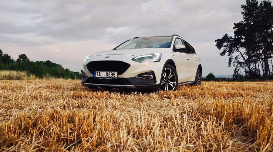 Recenze & testy: Ford Focus Active: Nejlepší skaut