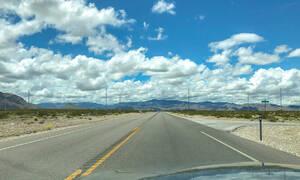 Autíčkář na cestách: Nevada: Kde nic se kříží se svobodou a kameny