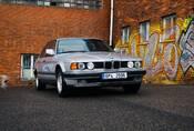 BMW 735i E32: Jako pan ředitel