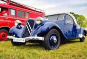 Oslavy 100 let Citroënu v Letňanech: Důstojně připomenuté výročí