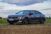 Peugeot 508 1,6 PureTech GT-Line: Vítej zpět, Peugeote