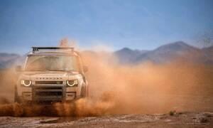 Představujeme: Land Rover Defender: Nová doba