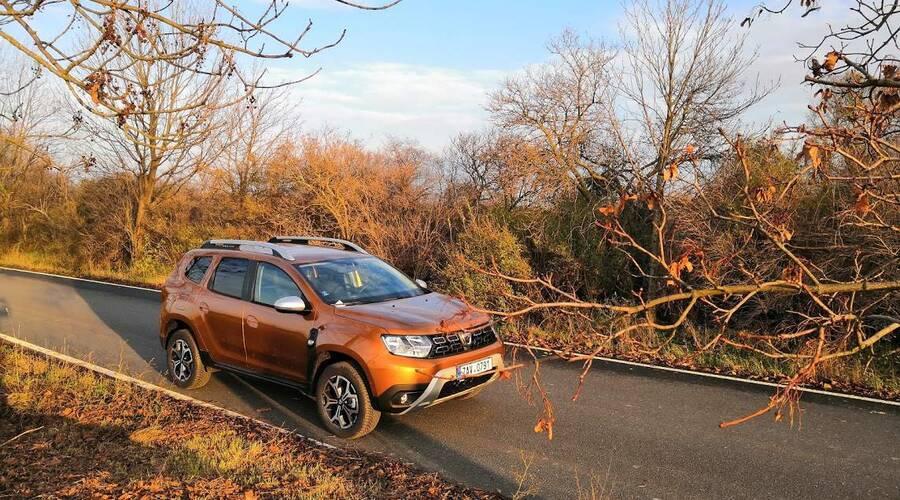Recenze & testy: Dacia Duster TCE100: Dále, než všichni ostatní
