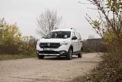 Dacia Dokker Stepway 1.5 dCi: Levná, upřímná a hlavně nová