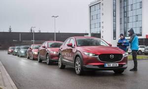 Autíčkář si hraje: Mazda Skyactiv-X Power Eco Race: Hlavně úsporně!
