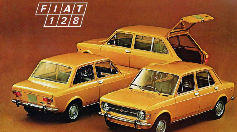 Historie: Fiat 128: Začátek nové éry