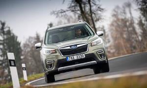 Představujeme: Subaru Forester e-Boxer přichází bez turba a s elektromotorem