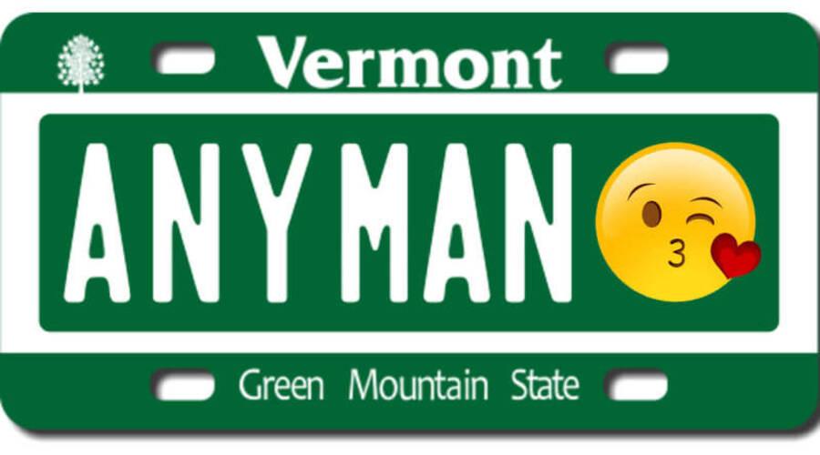 Novinky: Poznávací značky v americkém Vermontu budou obsahovat smajlíky