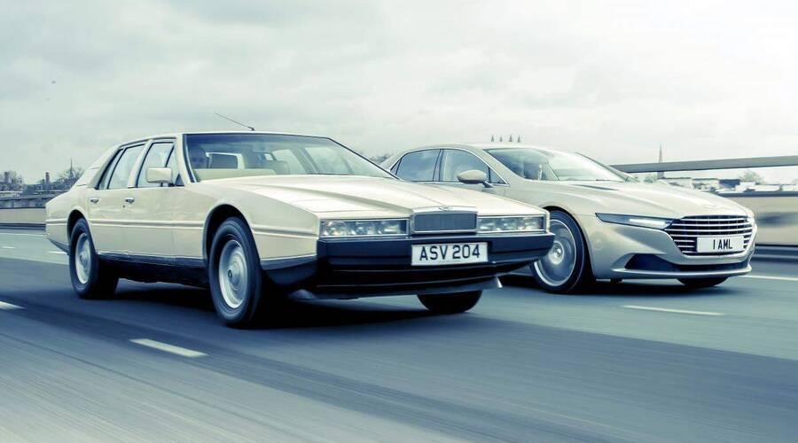 Historie: Aston Martin Lagonda: Unikát