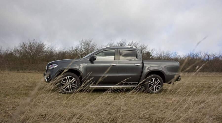 Novinky: Konec krátkého příběhu: Mercedes X-Class mizí z nabídky