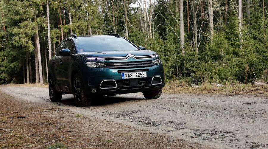 Recenze & testy: Citroën C5 Aircross 1.5 BlueHDI: Nehrajme si na jména