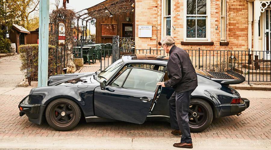 Historie, Příběhy: Nebojme se používat naše auta k tomu, k čemu jsou určená